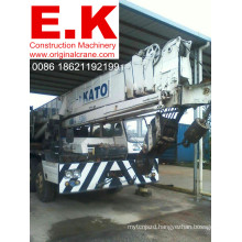 50ton Used Japanese Hydraulic Mobile Kato Truck Crane (NK500E)