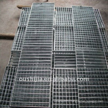 Serrated galvanized grating/steel grid mesh(manufacture)