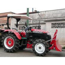 Front mini bulldozer