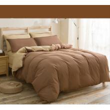 Fünf-Sterne-Hotel Standard Färbestoff für Bettwäsche Set