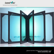 Landvac Overseas After Sale Service Insulated Compound Vacuum Glass for Curtain Wall