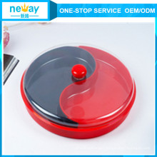 Neway Plastic Plate with Lid
