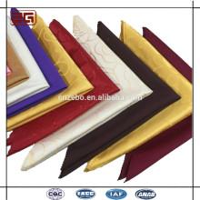 Logo de luxe de haute qualité Serviettes en tissu à linge personnalisé à l'hôtel décoratif