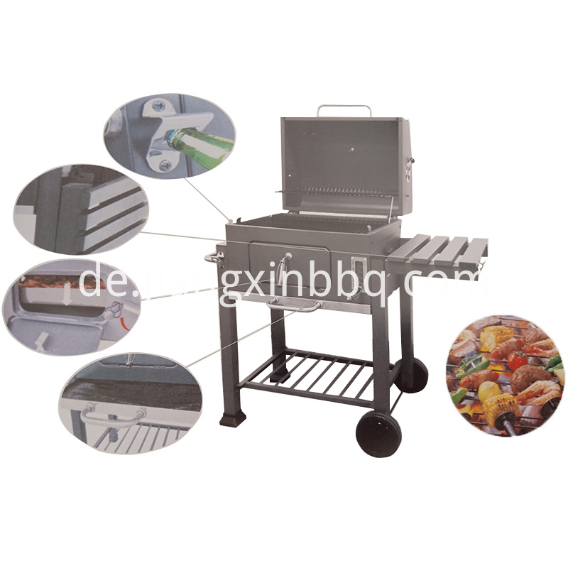 CHARCOAL GRILL XS-C001A