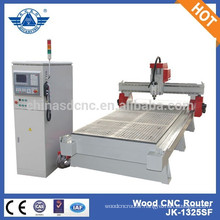 Heavy duty vacuum table 4x8 ft cnc router for furniture making