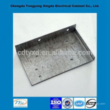 outsourcing OEM/ODM custom aluminium sheet metal fabricator