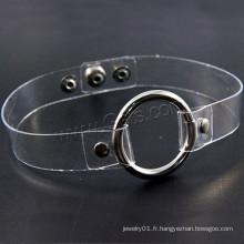 Gets.com collier en cuivre en laiton en plastique pvc