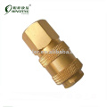 High quality G1/4F Brass quick couplers air tools