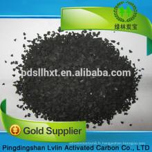 Déshydratant de type adsorbant séchant du charbon actif