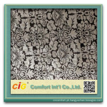 mais recente projeto china tecido decorativo sofá de veludo volta cobre
