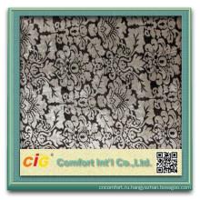 Последние Китая бархатные ткани декоративные диван дизайн задней обложки