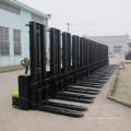 1 tonelada 2 toneladas 1.2Ton empilhador pedestre elétrico de 1.5 toneladas 2m 2.5m 3m 3.3m