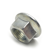 Custom DIN6923 M5 M6 Hex Flange Nut 6mm