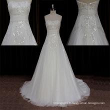 Sexy Tailor's Sexy Off épaule 2016 robe de mariée de mode