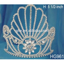 crystal wedding crown elsa crown gloves silver tiara flower crown