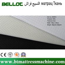 Matelas 3D matériel et entretoise Air Mesh tissu