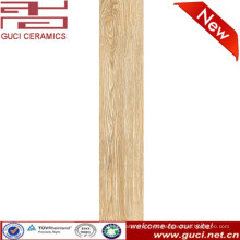 2016 piso de madera de porcelana caliente saled 150x600mm