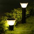 luz solar integrada à prova d'água externa para gramado