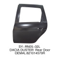 Dacia Duster Rear Door(a pair)