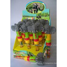 Éléphant jouet avec des bonbons (110704)