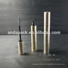 Realza el tubo de rimel vacío de aluminio