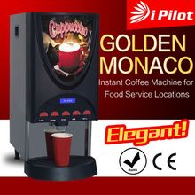 Best Instant Coffee Machine -Golden Monaco