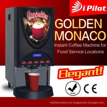 Dispensador de bebidas instantáneas para lugares de servicio de comida