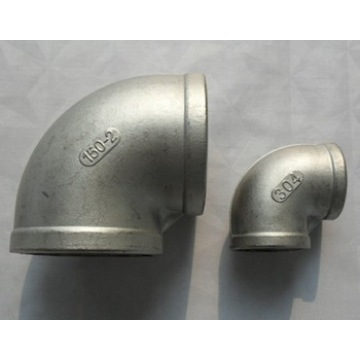 SS304 stainless steel elbow of 90 degree
