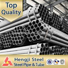 De acero al carbono erw fabricante de tubos de fábrica en Tianjin
