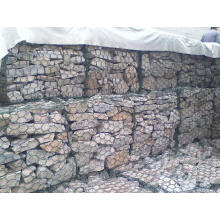 Hot Dipped Galvanized Gabions Net Manufacturer