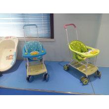Baby Walker avec de la musique et de nombreux jouets / enfants Walker