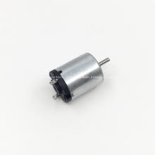 RF1215 4V 16000 об / мин микродвигатель постоянного тока с низким крутящим моментом