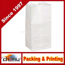 Saco de papel Kraft, saco de almoço de papel (2141)