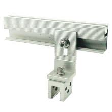 Leichte Metall Dach Solar PV-Montage-System Solarklammer kliplok