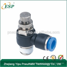 pneumatic speed controller flow control valve
