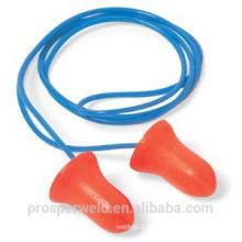 Bouchon d'oreille en vrac de haute qualité avec chaîne