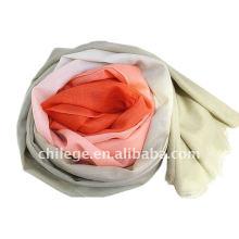 Fashion Wool/Silk blended Scarf shawl