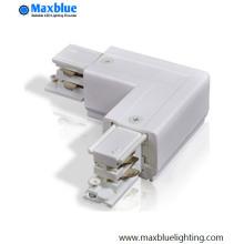 Acessórios de trilho de trilho de LED L Conectores de trilho de acoplador