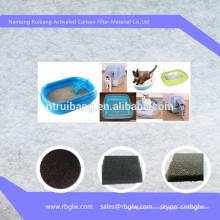 Fabrication Remplacement bac à litière filtre à air convient à la litière à capuchon