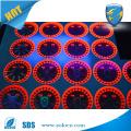 Etiqueta de holograma UV uv inovadora ou impressão de tinta ucraniana de holograma