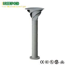 Grey Cast Aluminum Lawn Light Waterproof IP65