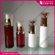 Bomba de color rojo y blanco elegante 30ml de la botella del ANIMAL DOMÉSTICO