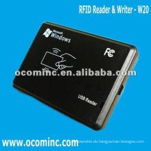 W20 --- Benutzerfreundliche USB-Schnittstelle RFID Reader & Writer