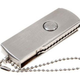 metal swivel usb flash stick with oem service