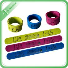 Produit promotionnel imprimé par bande dessinée Bracelets de haute qualité de bracelet de Ppq