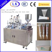 Sellador de tubo ultrasónico compuesto
