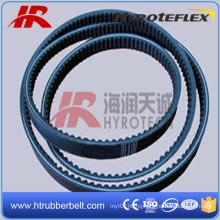 Automotive Conveyor Raw Edge Cogged V-Belt
