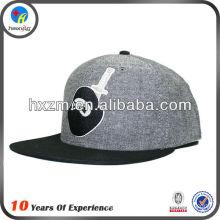 custom 5 panel leather print trucker cap and hat