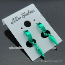 stainless steel ear piercing studs stainless steel earring stud For men HE-088-2