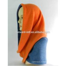 многофункциональный двойной цвет шарф кашемира,кашемира чалма,шапка кашемир